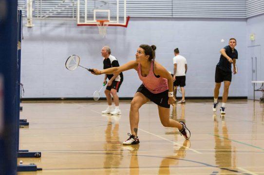 badminton classes outstanding 50s thame